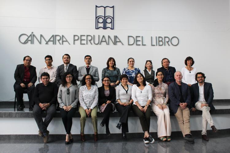 Se instaló la Comisión de Fondos Editoriales Universitarios de la Cámara Peruana del Libro – EU Perú
