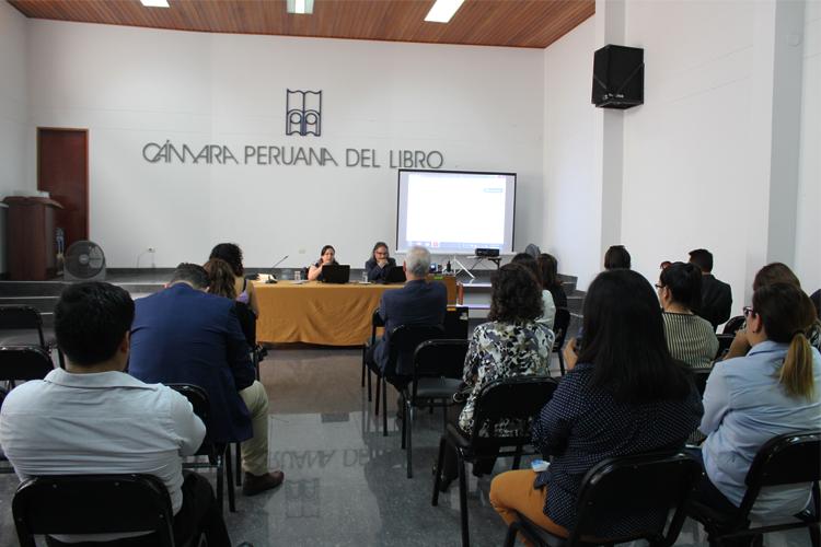 """La CPL presentó primer documento de """"Estrategia de internacionalización y posicionamiento del sector editorial peruano en mercados internacionales del libro"""""""