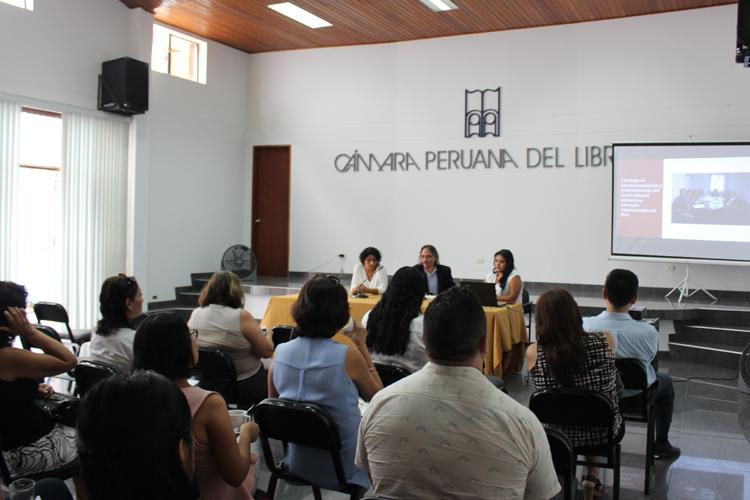 Un catálogo para la oferta editorial peruana: Perú Publica