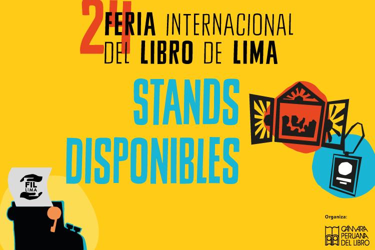Se abre convocatoria para expositores de la FIL LIMA 2019